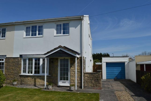Thumbnail Semi-detached house for sale in Monmouth Way, Llantwit Major