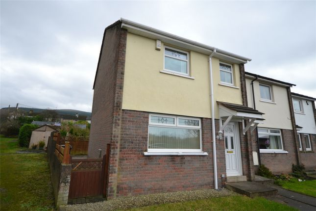 Thumbnail End terrace house for sale in Towerson Street, Cleator Moor, Cumbria