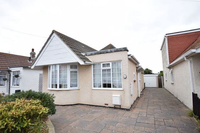 Thumbnail Detached bungalow for sale in Edison Road, Holland-On-Sea, Clacton-On-Sea