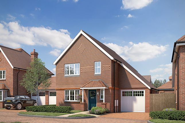 """Thumbnail Property for sale in """"The Elsenham"""" at Crouch Lane, Goffs Oak, Waltham Cross"""