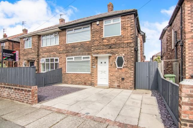 Thumbnail Semi-detached house for sale in Pritchard Avenue, Seaforth, Liverpool, Merseyside