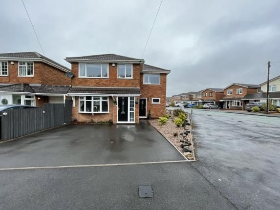 4 bed detached house for sale in The Nook, Cheslyn Hay, Walsall, West Midlands WS6