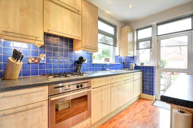 Thumbnail Semi-detached house for sale in Lynmouth Avenue, Enfield