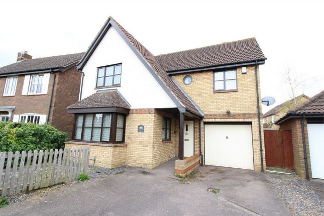 Thumbnail Detached house for sale in Falcon Drive, Hartford, Huntingdon