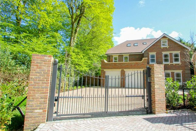 Thumbnail Detached house for sale in Malden House, Windlesham, Surrey