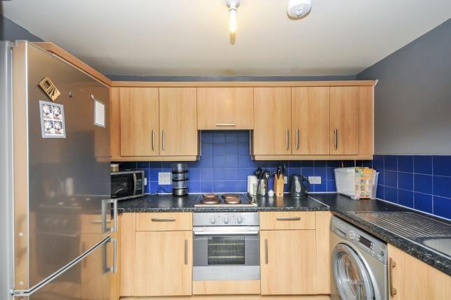Kitchen of London Road, Croydon, Surrey, England CR0