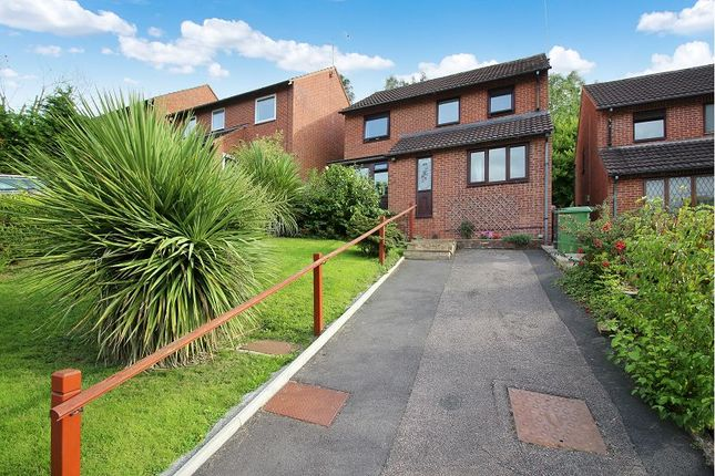 Thumbnail Detached house for sale in Moorland Way, Exwick, Exeter