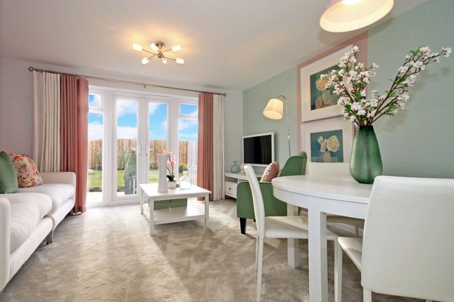"Thumbnail Terraced house for sale in ""Winton"" at Lightfoot Lane, Fulwood, Preston"