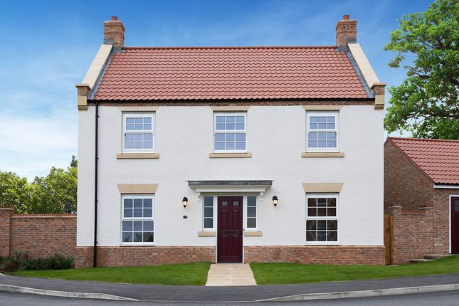 "Thumbnail Detached house for sale in ""Bramham"" at Harrogate Road, Green Hammerton, York"