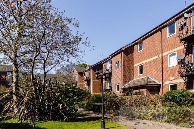 Thumbnail Flat for sale in Deneside Court, Sandyford, Newcastle Upon Tyne