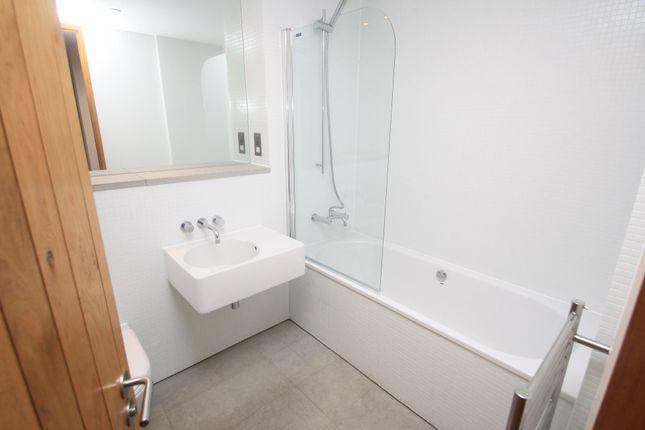 Bathroom of Royal William Yard, Stonehouse, Plymouth PL1