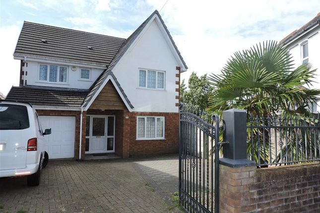Thumbnail Detached house for sale in Twyniago, Pontarddulais, Swansea