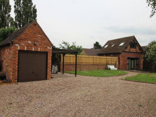 Thumbnail Detached house to rent in Cedar Tree Barn, Raford Semele, Leamington Spa