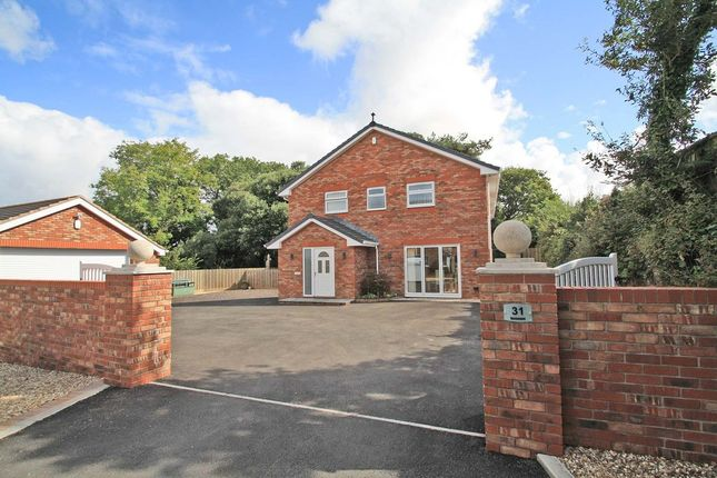 Thumbnail Detached house for sale in Coltness Road, Elburton, Plymouth, Devon