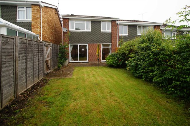 Thumbnail End terrace house to rent in Heath Brow, Hemel Hempstead