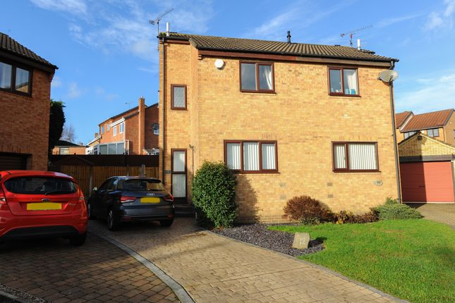 Thumbnail Semi-detached house for sale in Braemar Close, New Whittington, Chesterfield