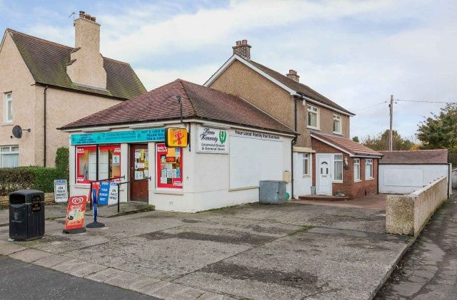 Thumbnail Commercial property for sale in 54 Mclachlan Street, Stenhousemuir, Stirlingshire