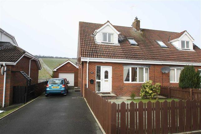 Thumbnail Semi-detached house to rent in Ashburn, Ballynahinch, Co. Down