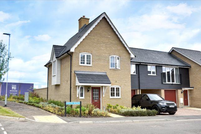 3 bed link-detached house for sale in Kiffin Road, Bishop's Stortford CM23