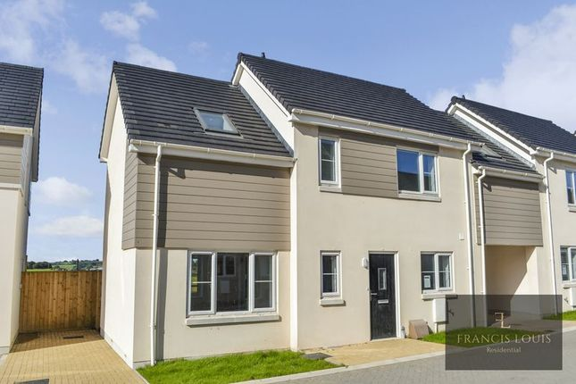 Thumbnail Detached house to rent in Acland Park, Feniton, Honiton