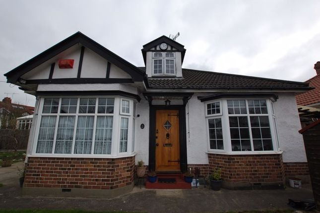 Thumbnail Detached bungalow for sale in Lake Road, Westbury-On-Trym, Bristol