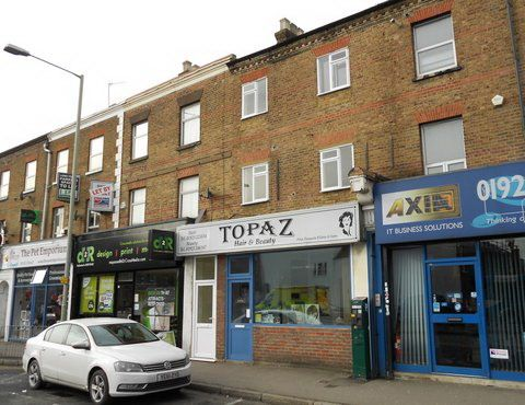 Thumbnail Retail premises for sale in 109 And 109A, St Albans Road, Watford
