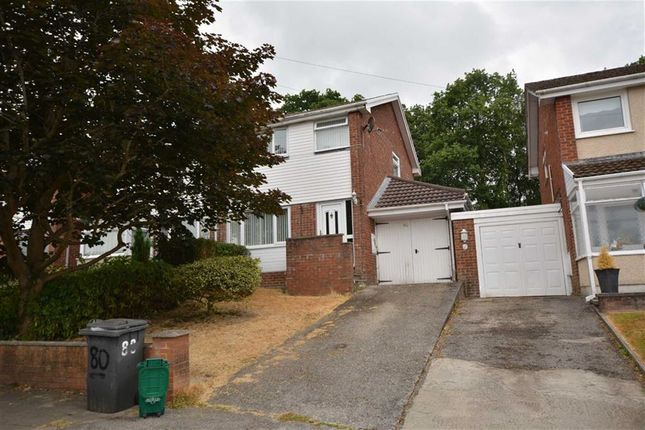 Thumbnail Semi-detached house for sale in Pinecroft Avenue, Aberdare, Rhondda Cynon Taff