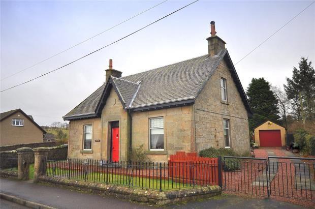 4 bed detached house for sale in Kildonan, Ayr Road, Rigside, Lanark
