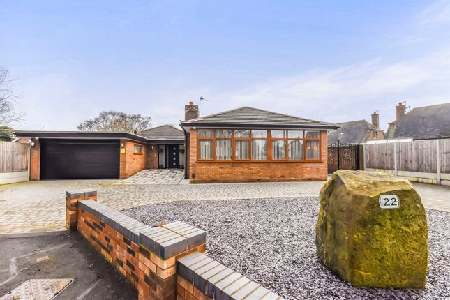 Thumbnail Detached bungalow for sale in Nest Common, Pelsall, Walsall