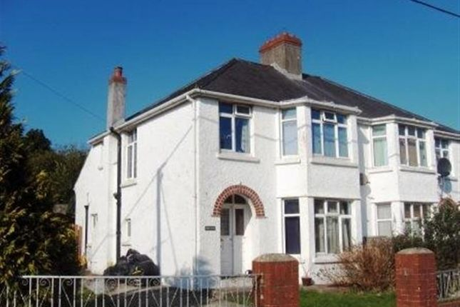 Thumbnail Property to rent in Millbrook Crescent, Carmarthen