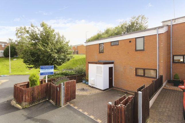 Terraced house for sale in Weybridge, Madeley, Telford