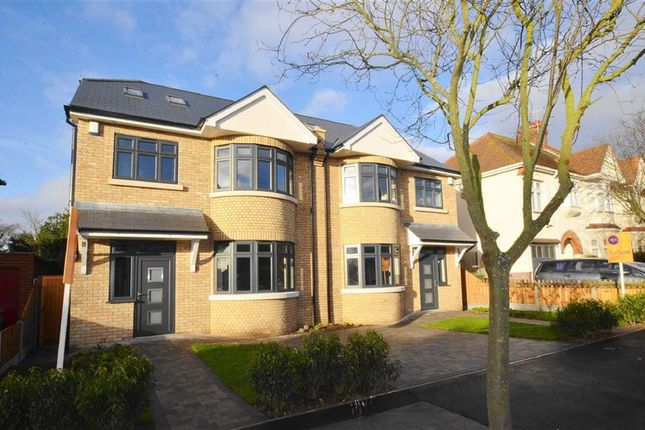 Thumbnail Semi-detached house for sale in Salisbury Road, Leigh On Sea, Essex