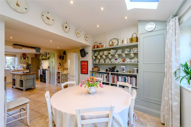 Breakfast Room of Litchborough, Towcester, Northamptonshire NN12