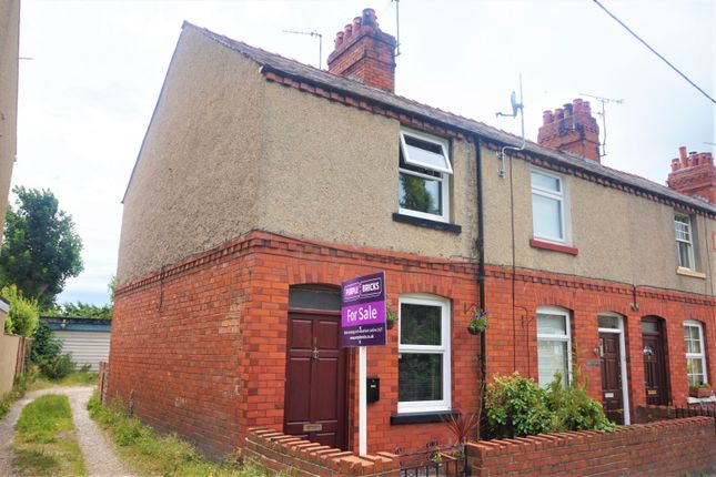 2 bed terraced house for sale in Caradoc Terrace, St. Asaph