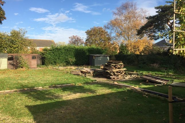 Land for sale in Wangford Road, Reydon, Southwold