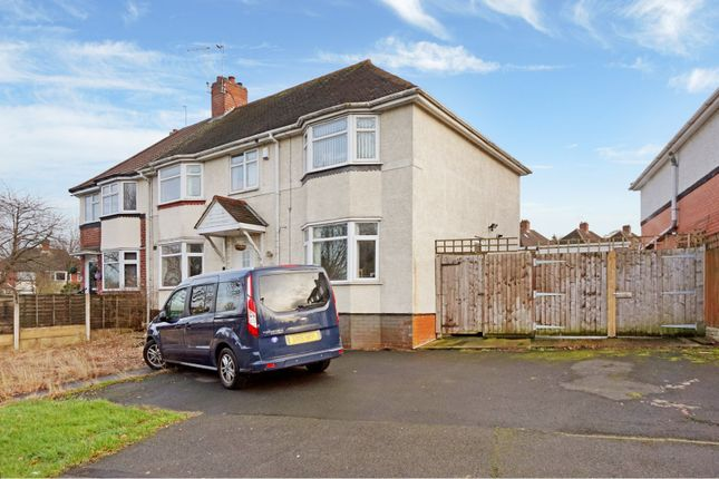Thumbnail End terrace house for sale in Norman Road, Smethwick