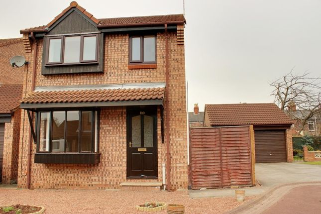 Thumbnail Semi-detached house to rent in Mintfields Road, Beverley