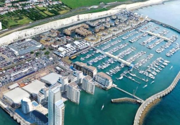 Thumbnail Flat for sale in Sirius, 6 The Boardwalk, Brighton, East Sussex