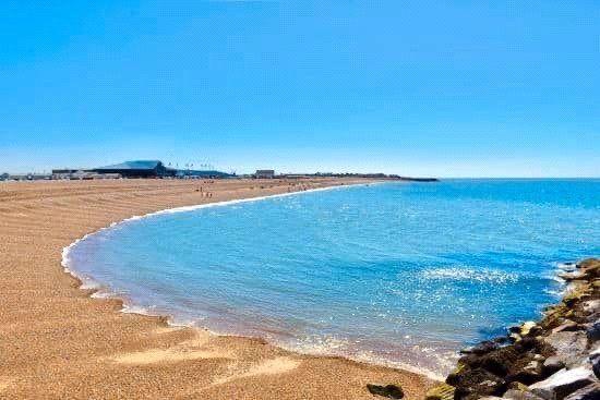 Beach of Bunn Leisure Resort, Warners Lane, Selsey PO20