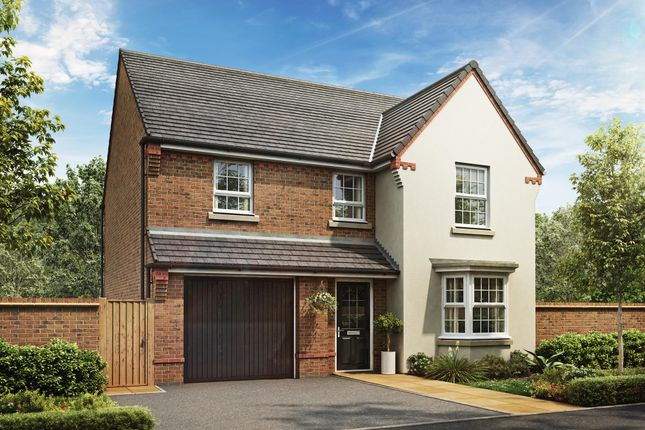 """Thumbnail Detached house for sale in """"Meriden"""" at Station Road, Chelford, Macclesfield"""