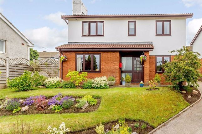 4 bed detached house for sale in Lowndes Close, Bassaleg, Newport NP10