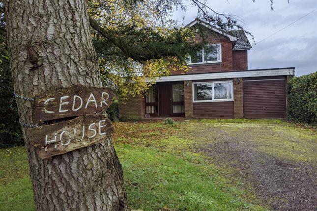 Thumbnail Property for sale in Coppenhall, Stafford
