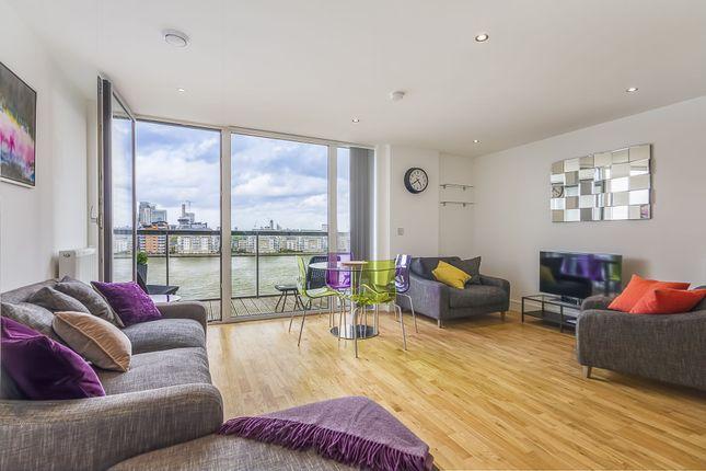 Thumbnail Flat to rent in Beacon Point, 12 Dowells Street, London, London