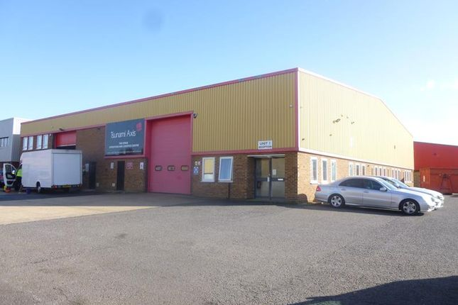 Thumbnail Light industrial for sale in 3 Forge Close, Eaton Socon, St Neots, Cambs