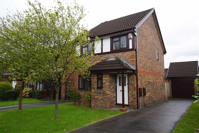 Thumbnail Detached house to rent in Rosewood, Westhoughton, Bolton