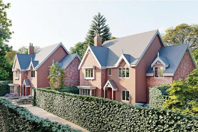 Land for sale in Barrow Hill Road, Copythorne, Southampton SO40