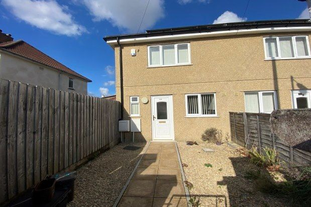 2 bed flat to rent in Connaught Road, Bristol BS4