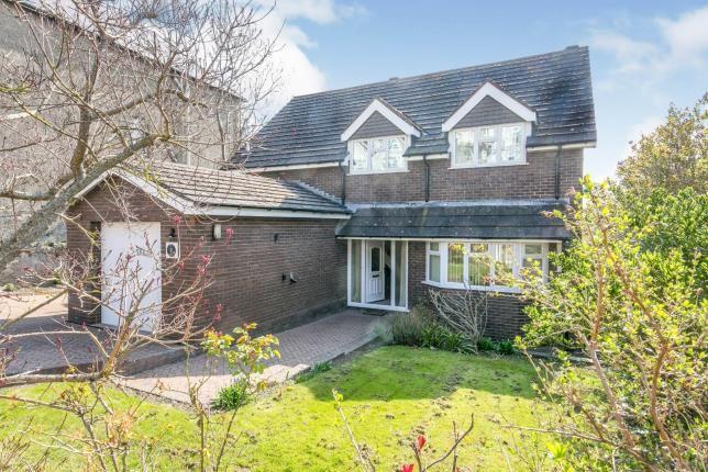 Thumbnail Detached house for sale in Fernlea, Church Walks, Llandudno