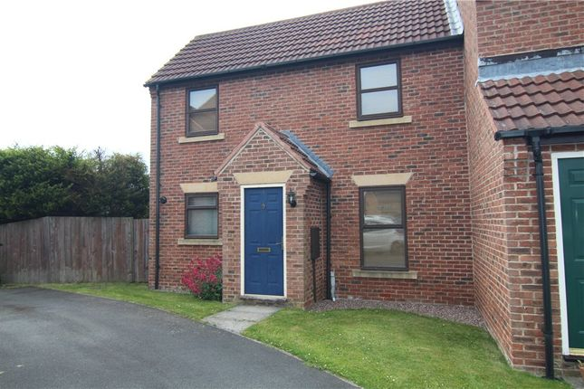 Thumbnail Semi-detached house for sale in Mackintosh Court, Gilesgate, Durham