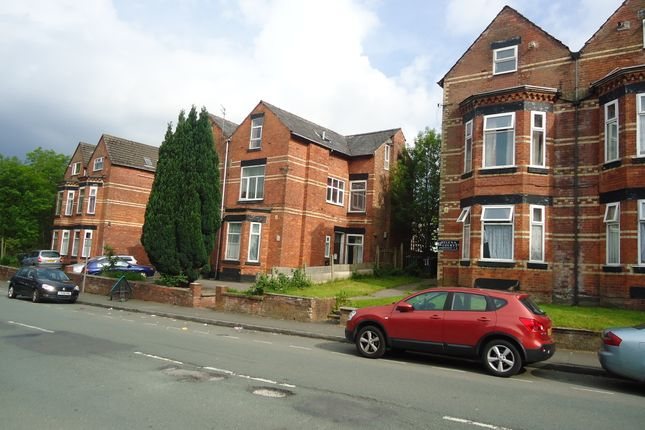 Thumbnail Flat for sale in Delaunays Road, Crumpsall, Manchester